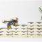 シロアリの行動原理をまねた建設ロボット