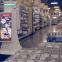 私、売り場担当ロボットが、お買い物をお手伝いします。