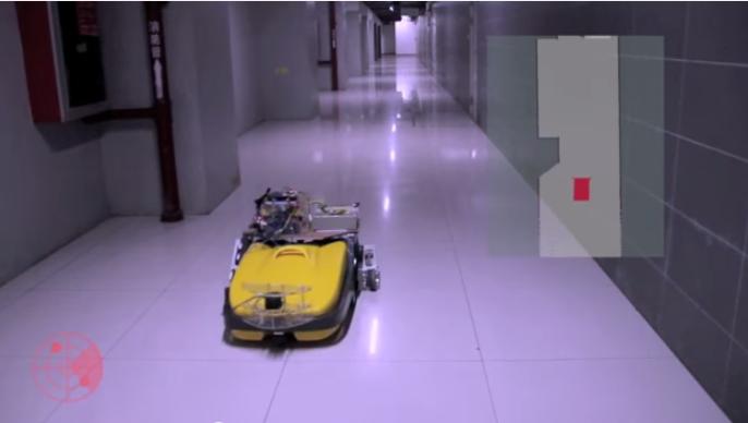 掃除ロボットを開発中のエイヴィッドボッツ社の製品(http://www.avidbots.com/より)