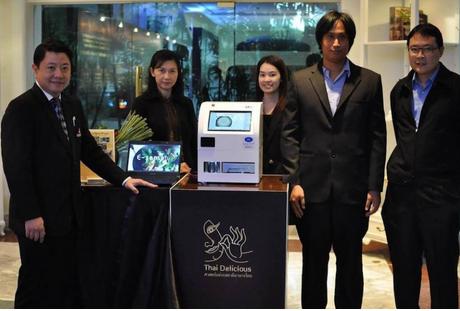タイ料理の味を護るためにロボット出動。日本料理は大丈夫?(より)