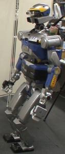 東京大学の「HRP2」 チームHRP2-Tokyoのロボット「HRP2」