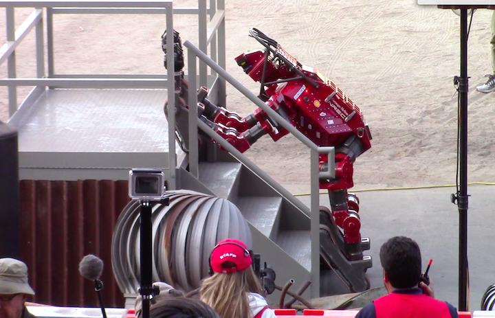 タータン・レスキューのロボット、チンプ