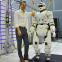 見た目でびっくり。DARPAロボティクス・チャレンジに挑戦するNASA JSCのバルカリーがお目見え