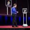 エドワード・スノーデン氏が、テレプレゼンス・ロボットでTEDに登場