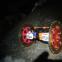 噴火口の中を探索するロボットをNASAが開発