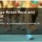ボストンで、ロボットの100メートル競走開催