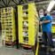 アマゾンでは3万台のキヴァ・ロボットが稼働中。