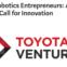 トヨタAIベンチャーズが、家庭用ロボットのモバイル・マニピュレーションのスタートアップを募集中!